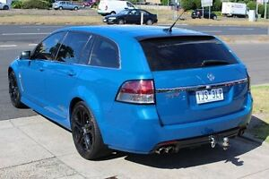 2015 Holden Commodore VF MY15 SS V Sportwagon Redline Blue 6 Speed Sports Automatic Wagon Cheltenham Kingston Area Preview