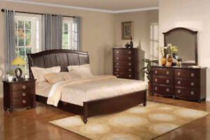 New Year  Sale Queen Size Bedroom Set Start From $399.99
