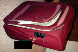 New carryon luggage - never used.