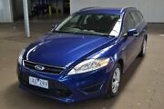 2013 Ford Mondeo MC LX PwrShift TDCi Blue 6 Speed Sports Automatic Dual Clutch Wagon Hoppers Crossing Wyndham Area Preview