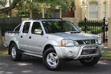2011 Nissan Navara  Silver Manual Utility Hawthorn Mitcham Area Preview