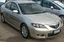 2006 Mazda 3 BK10F1 Maxx Sport Silver 4 SPEED Semi Auto Sedan Melbourne CBD Melbourne City Preview
