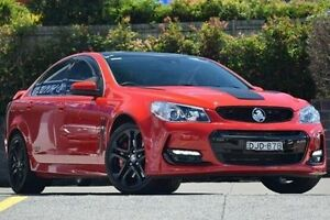 2016 Holden Commodore VF II MY16 SS V Redline Red 6 Speed Sports Automatic Sedan Thornleigh Hornsby Area Preview