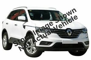 2020 Renault Koleos HZG MY20 Life X-tronic White 1 Speed Constant Variable Wagon Springwood Logan Area Preview