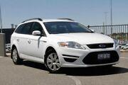 2012 Ford Mondeo MC LX Tdci White 6 Speed Direct Shift Wagon Wangara Wanneroo Area Preview