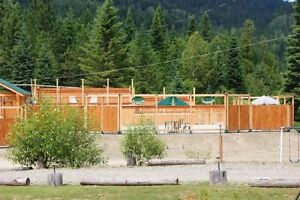Camping, Heated Pool, Hot Showers - West Kootenay's