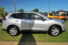 2015 Nissan X-Trail T32 TS X-tronic 2WD Brilliant Silver 7 Speed Constant Variable Wagon Wangara Wanneroo Area Preview