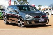 2011 Volkswagen Golf VI MY11 GTI DSG Grey 6 Speed Sports Automatic Dual Clutch Hatchback Melville Melville Area Preview