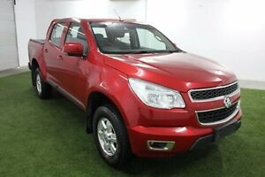 2014 Holden Colorado RG MY14 LT Crew Cab 6 Speed Sports Automatic Utility Moonah Glenorchy Area Preview