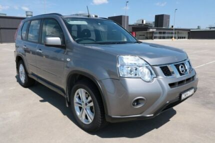 2012 Nissan X-Trail T31 Series V ST Grey 1 Speed Constant Variable Wagon