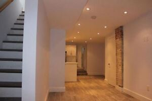 2 Bed Basement Apartment for RENT! Newly Renovated!