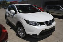 2015 Nissan Qashqai J11 ST Ivory Pearl 6 Speed Manual Wagon Buderim Maroochydore Area Preview