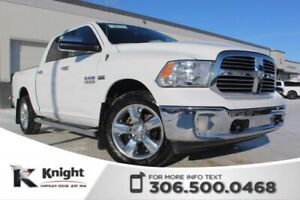 2015 Ram 1500 Big Horn - LOW KMs - Accident Free - Bluetooth
