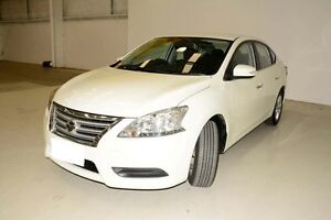 2014 Nissan Pulsar B17 ST White 1 Speed Constant Variable Sedan Edgewater Joondalup Area Preview