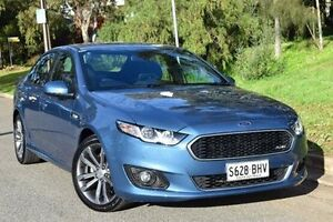 2015 Ford Falcon FG X XR6 Blue 6 Speed Sports Automatic Sedan St Marys Mitcham Area Preview