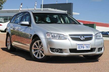 2012 Holden Berlina VE II MY12.5 Sportwagon Silver 6 Speed Sports Automatic Wagon