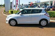 2016 Suzuki Swift FZ MY15 GL White 4 Speed Automatic Hatchback Rockingham Rockingham Area Preview