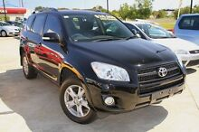2012 Toyota RAV4 ACA33R MY12 Cruiser L Black 4 Speed Automatic Wagon Buderim Maroochydore Area Preview