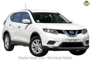 2016 Nissan X-Trail T32 TS X-tronic 2WD Ivory Pearl 7 Speed Constant Variable Wagon Wangara Wanneroo Area Preview