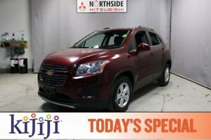 2016 Chevrolet Trax AWD LT Bluetooth,  A/C,