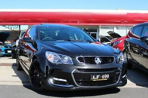 2016 Holden Commodore VF II MY16 SS V Redline Black 6 Speed Sports Automatic Sedan Cheltenham Kingston Area Preview