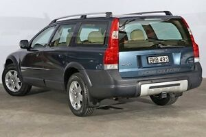 2006 Volvo XC70 MY07 SE Blue 5 Speed Sports Automatic Wagon Alexandria Inner Sydney Preview