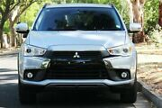 2017 Mitsubishi ASX XC MY17 LS 2WD Silver 6 Speed Constant Variable Wagon Hawthorn Mitcham Area Preview