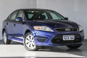 2014 Ford Mondeo MC LX Blue 6 Speed Sports Automatic Hatchback Bellevue Swan Area Preview