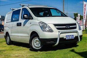 2008 Hyundai iLOAD TQ-V White 5 Speed Manual Van Wangara Wanneroo Area Preview