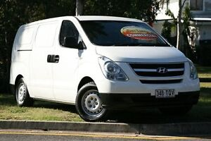 2011 Hyundai iLOAD TQ-V MY11 White 5 Speed Manual Van Yeerongpilly Brisbane South West Preview