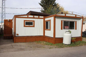 Great rental opportunity for sale. Double size mobile home.