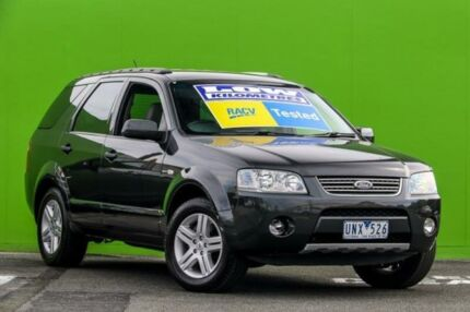 2006 Ford Territory SY Ghia AWD Grey 6 Speed Sports Automatic Wagon Ringwood East Maroondah Area Preview