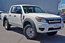 2010 Ford Ranger  White Automatic Cab Chassis Cranbourne Casey Area Preview