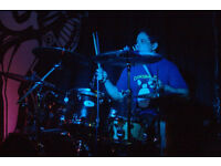 Committed Drummer available