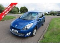RENAULT SCENIC 1.5 DYNAMIQUE TOMTOM DCI,2011,7Seater,Sat Nav,Cruise Control,Air Con,57mpg,Very Clean
