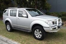 2006 Nissan Pathfinder R51 ST-L (4x4) 5 Speed Automatic Wagon Hampton East Bayside Area Preview
