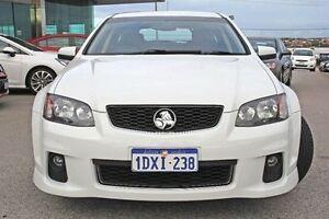 2012 Holden Commodore VE II MY12 SV6 Sportwagon White 6 Speed Sports Automatic Wagon