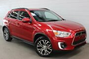 2016 Mitsubishi ASX XB MY15.5 LS 2WD Red 6 Speed Constant Variable Wagon Burnie Area Preview