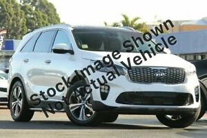 2019 Kia Sorento UM MY19 GT-Line AWD White 8 Speed Sports Automatic Wagon Launceston Launceston Area Preview