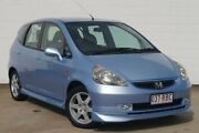 2004 Honda Jazz GD VTi-S Blue 7 Speed Constant Variable Hatchback Bundaberg Central Bundaberg City Preview