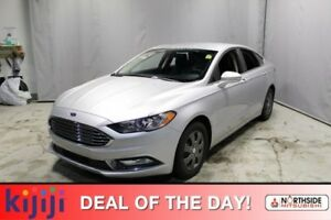 2017 Ford Fusion SE Heated Seats,  Back-up Cam,  Bluetooth,  A/C