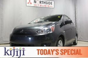 2014 Mitsubishi Mirage ES PLUS Heated Seats,  A/C,  Heated Seats