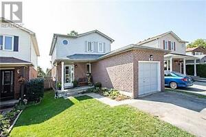 2 Storey House + basement for rent in Courtice Avail Nov 1st