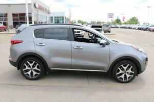 2018 Kia Sportage AWD SX TURBO Accident Free,  Navigation (GPS),