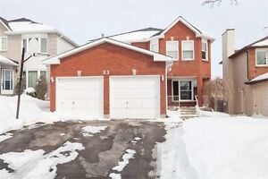 4+1bdr/4 wsh Totally renovated House in Barrie