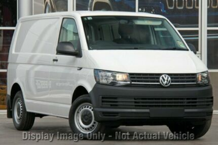 2017 Volkswagen Transporter T6 MY17 TDI 340 SWB Low Candy White 7 Speed Automatic Van