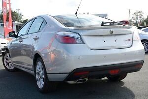 2013 MG MG6 IP2X GT S Silver 5 Speed Manual Hatchback