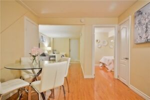 Basement Apt for rent in ajax, Separate entrance,  New renovated