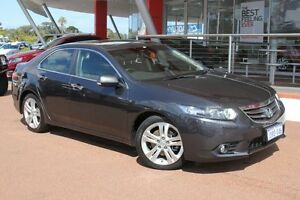 2011 Honda Accord 8th Gen MY11 VTi-L Graphite 5 Speed Sports Automatic Sedan Myaree Melville Area Preview