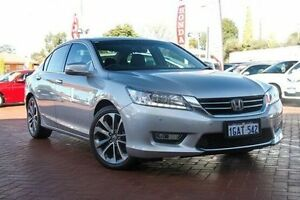 2013 Honda Accord 9th Gen MY13 V6L Silver 6 Speed Sports Automatic Sedan Myaree Melville Area Preview